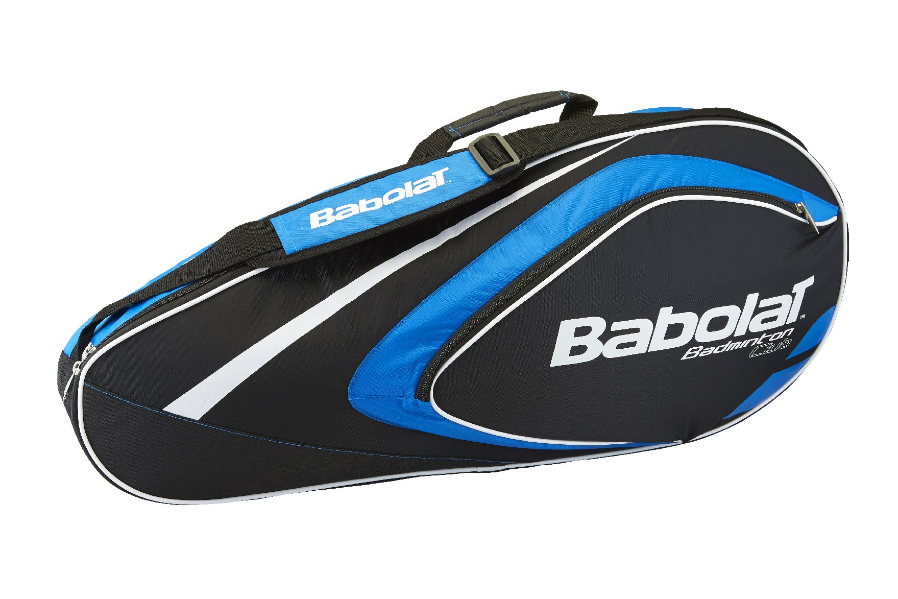 Babolat Badminton Club Line Racket Holder X4 Blue 2016