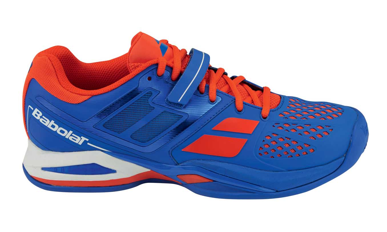 Babolat Propulse Clay Men Blue/Red 42,5