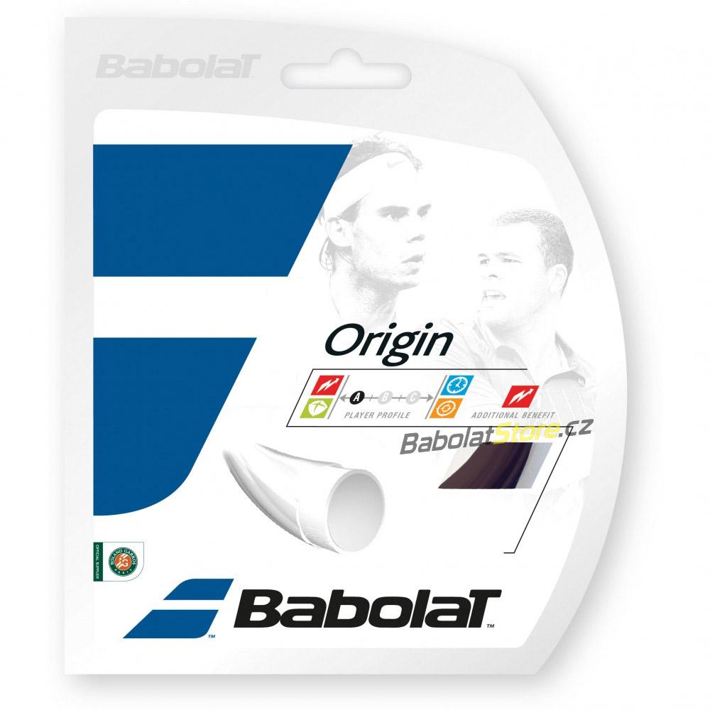 Babolat Origin Black 12m 1,25