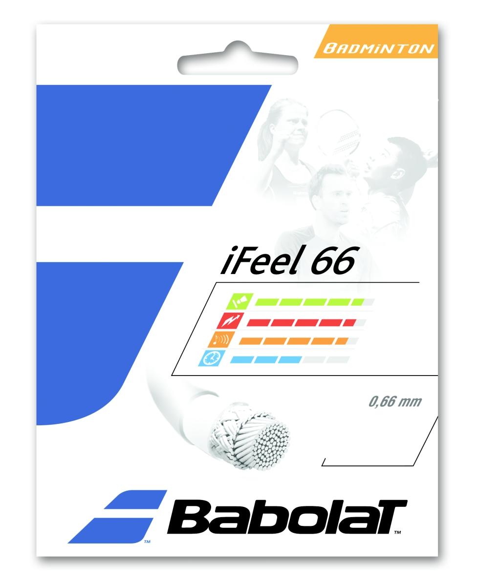 Babolat iFeel 66 10,20m 0,66 žlutá