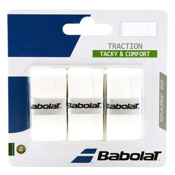 Babolat Pro Tour Traction X3 White