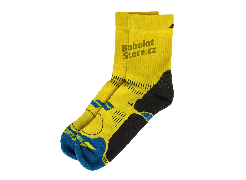 Babolat Ponožky Pro 360 Men Yellow 39/41