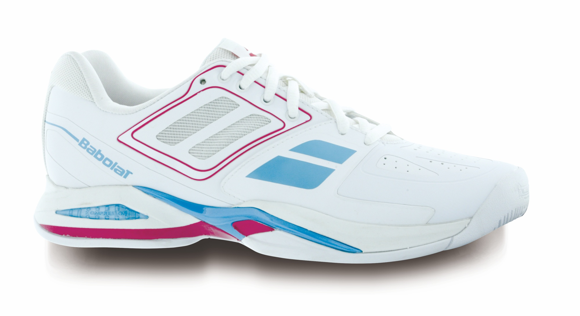 Babolat Propulse Team BPM Lady All Court White 42