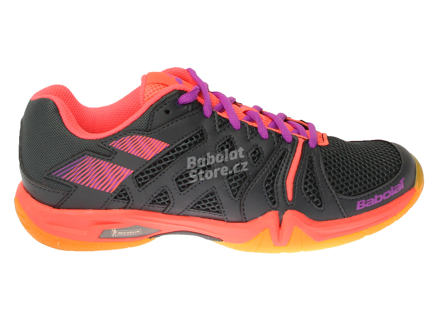 Babolat Shadow Team Lady Antr/Fluo Pink 37