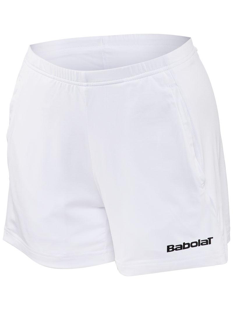 Babolat Short Girl Match Core White 2014 164
