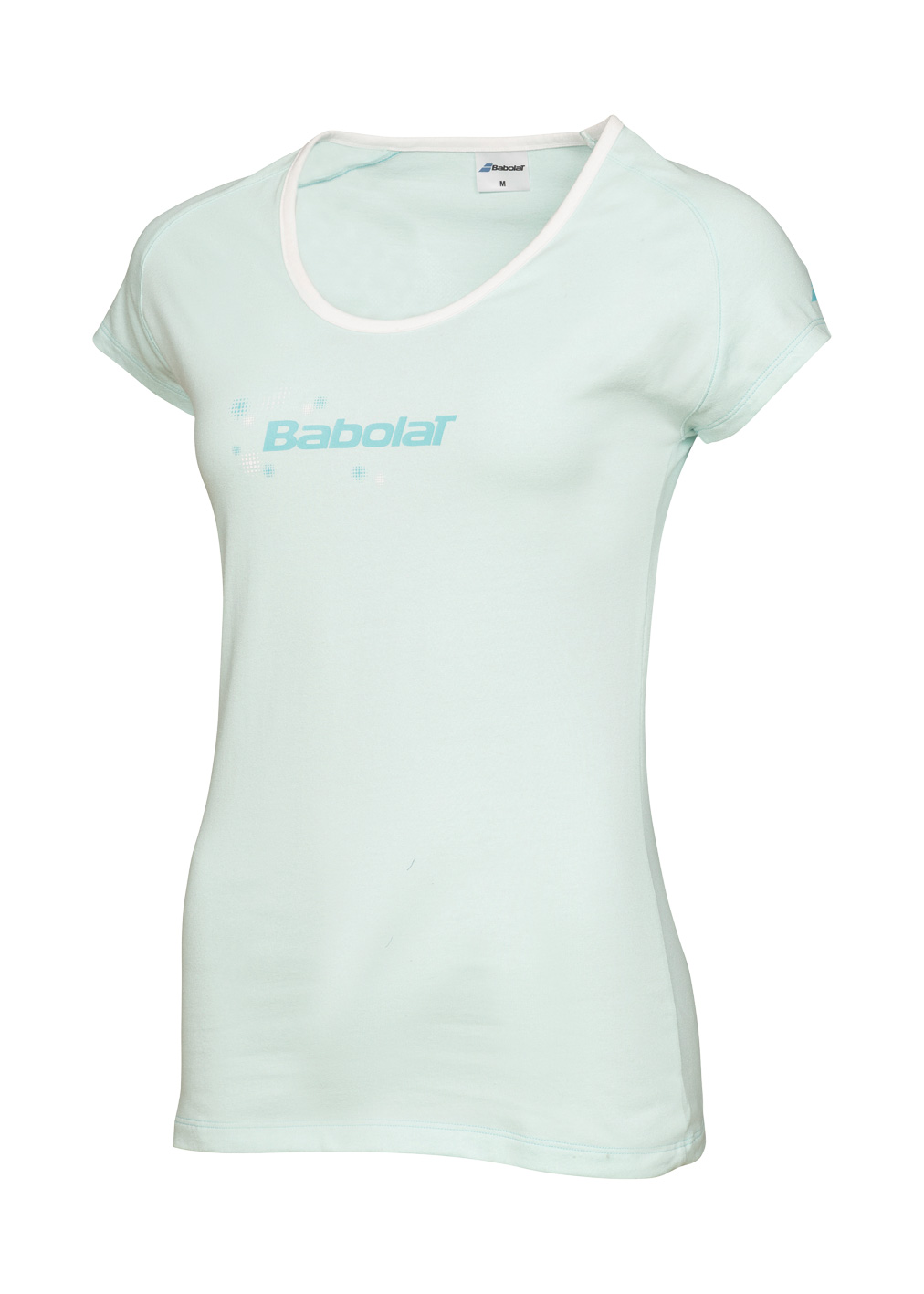 Babolat T-Shirt Girl Training Light Blue 2016 152