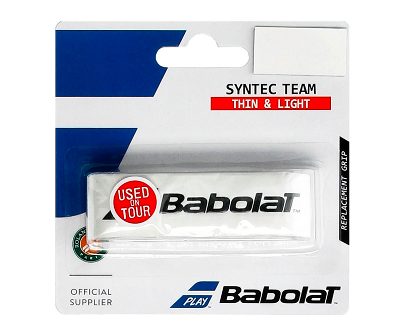 Babolat Syntec Team White 1ks