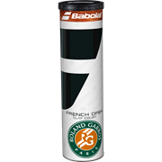 Babolat Ball French Open Clay X4
