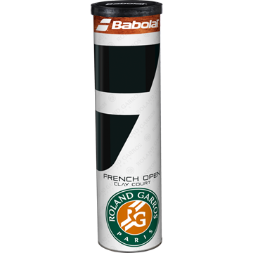 Produkt Babolat Ball French Open Clay X4 2015
