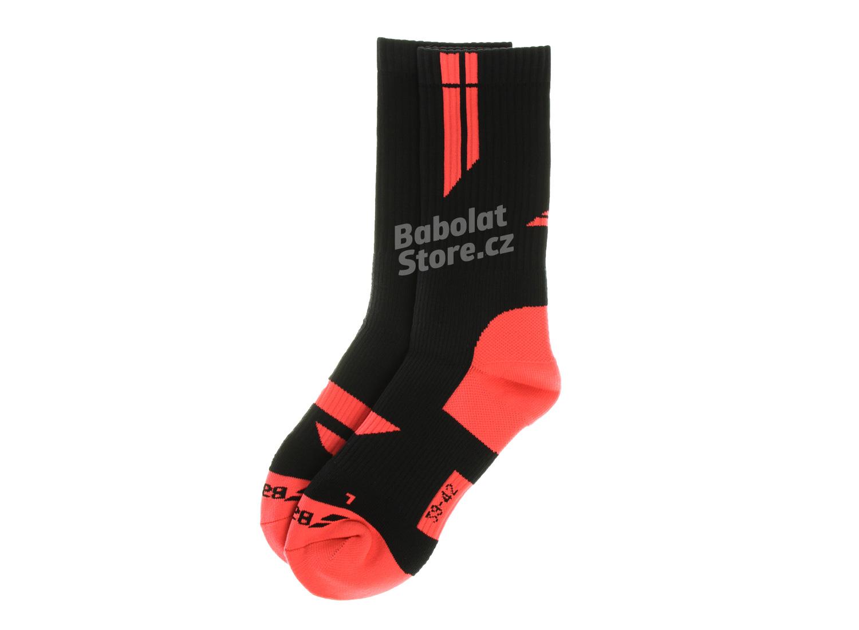 Baboolat Ponožky Team Big Logo Castlerock 39/42