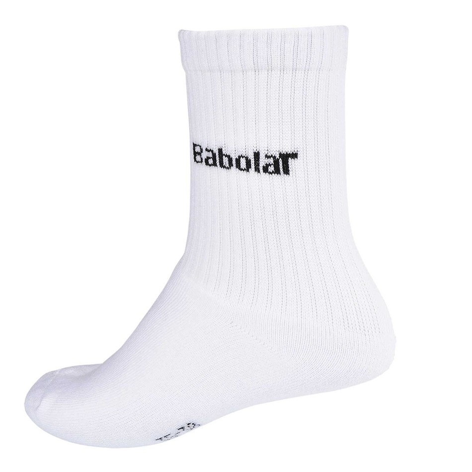 Babolat Ponožky 3 páry bílá 2015 39/42
