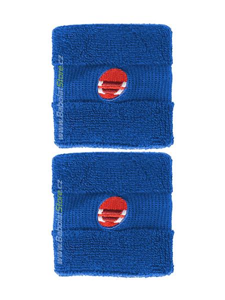 Babolat Wristband Standard X2 Blue